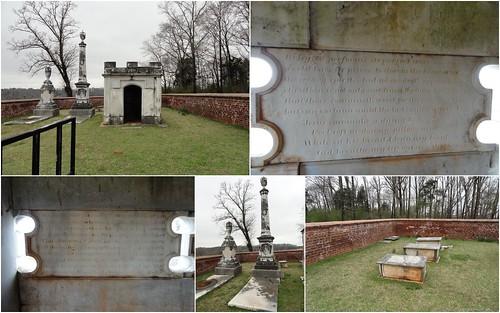 Reynolds Family Cemetery Outside Talladega AL