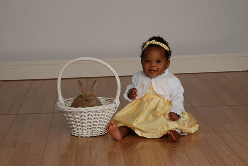 Easter Bunny 2011