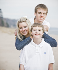cousins (randyr photography) Tags: family portrait beach boys girl happy spring cousins sony alpha westcott apollo a850 strobist radiopopper