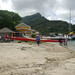 Putting the Boat Away, Huahine