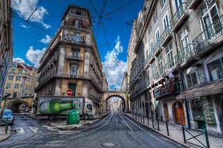 Urban Texture - (HDR Lisbon, Portugal)