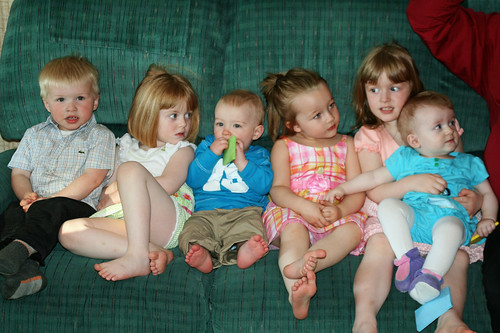 All the Cousins!