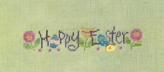 Lizzie Kate Green Eggs by Renee's Stitching