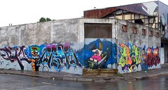 Nada Brick Zade Subus Abse Ysek Asie (COLOR IMPOSIBLE CREW) Tags: chile brick graffiti crew asie lcp nada talcahuano zade abse 2011 fros subus dimetucrew ysek concegraff lapestecartoons