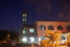 IMG_1107 (UmmAbdrahmaan @AllahuYasser!) Tags: sunset mosque malaysia masjid terengganu 991 kualaterengganu maghrib manir beladaukolam ummabdrahmaan kampungbeladaukolam