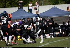 Action American Football (yago1.com) Tags: sport canon schweiz switzerland football american americanfootball gladiators nla meanmachine 2011 baselstadt stadionstjakob yago1