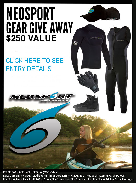 NeoSport 250$'s in Paddle Gear Give Away Contest 5662120024_e88bcfb458_b