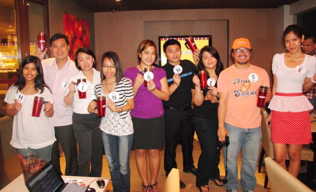 The spell HAINANESE game winners, with our limited edition KRR tumblers - CertifiedFoodies.com