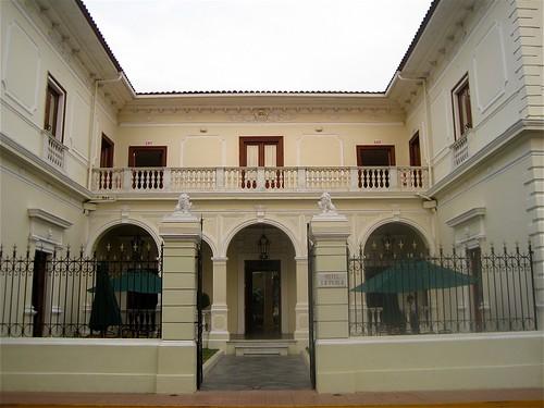 hotel in leon nicaragua