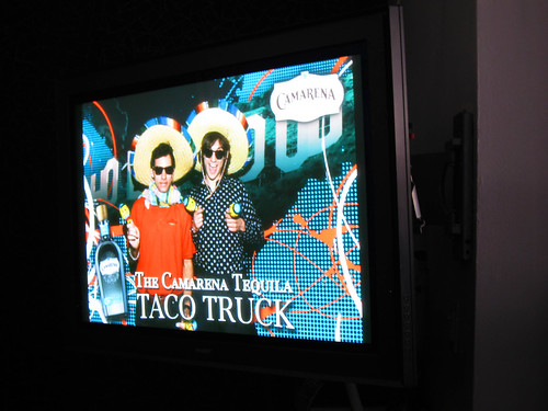 Camarena Taco Truck Launch Party