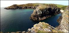 120 365 - Coastline (McCann Photography) Tags: sea wales coast rocks cove cliffs inlet holyisland irishsea ynysmon anglesey 2011inphotos