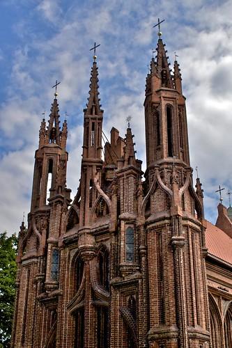 Šv. Onos bažnyčia, Vilnius