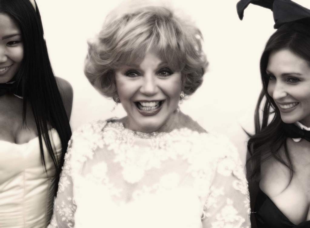 Ruta Lee on the Red Carpet