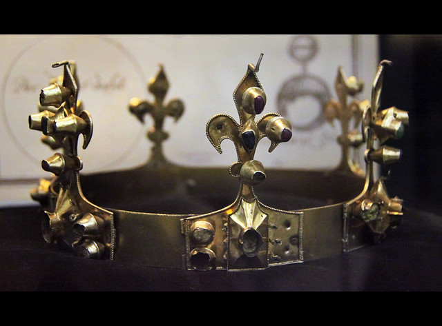 Crown, Hungary, 14c