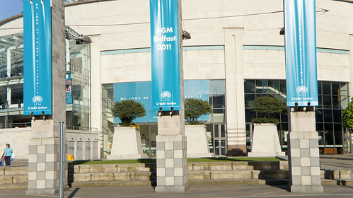 Belfast - The Waterfront Hall