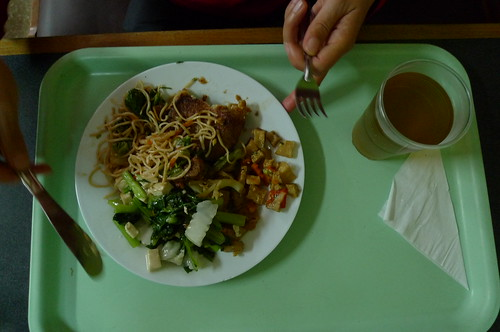 Vegetarian Restaurant - Carabaya 715 - Lima, Peru