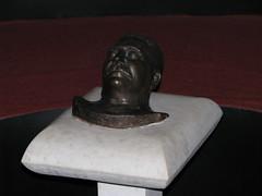 Stalin Museum, Gori, Georgia (Marc_P98) Tags: museum georgia joseph death mask caucasus stalin gori iosif dzhugashvili vissarionovich