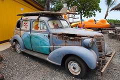 Surfer's Car? Haleiwa