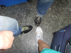 Feet-shake