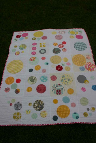 Hope Circle- March Quilt