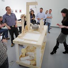 Conrad Freiburg & SCUE @ Hyde Park Art Center