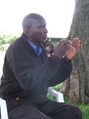 """Paul's Brother, William Sire, has himself taken on the issue of women's empowerment by joining women's groups. As he sees it, """"we Maasais are wasting women. That is why we are behind as a community."""""""