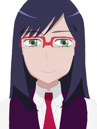 Tsurumi Chiriko #164