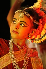 Small Girl Performing at Dance Festival !! (Sankar Kanhar) Tags: orissa odissi