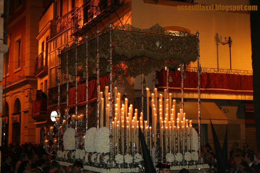 Nuestra Señora del Socorro, Domingo de Ramos, 2011.