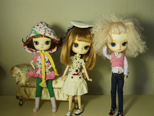 Mia, CJ, and Cassidy
