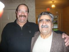 Richard and Eddy Miranda (Fox Point Photo History) Tags: xavier miranda