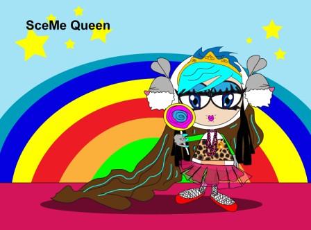 bunny-scene-queen by NorisBunny