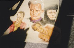 IMG_0006 (Lily_Rain1) Tags: startrek watercolor pastel q nubian colorpenceil