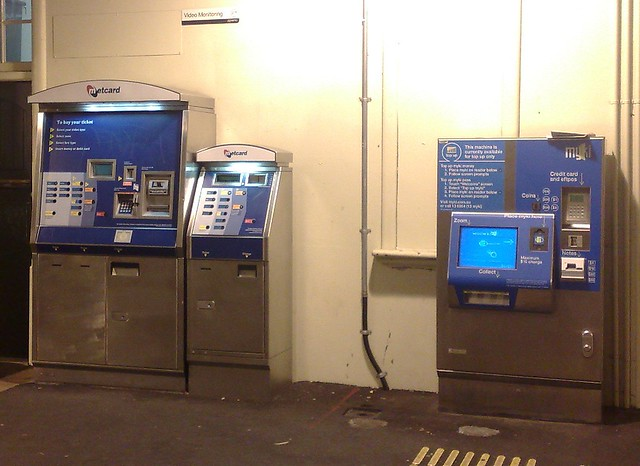 POTD: Two ticketing systems causing confusion