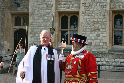 Clergy and Army