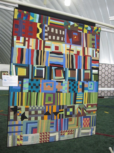 Lisa Filion (me): GEE'S whiz! i BEND wanting a quilt like this! Thanks Row 10.