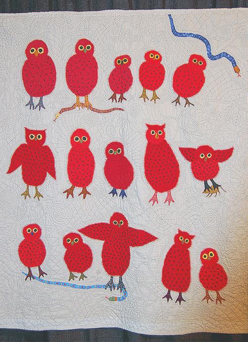 owls-quilt
