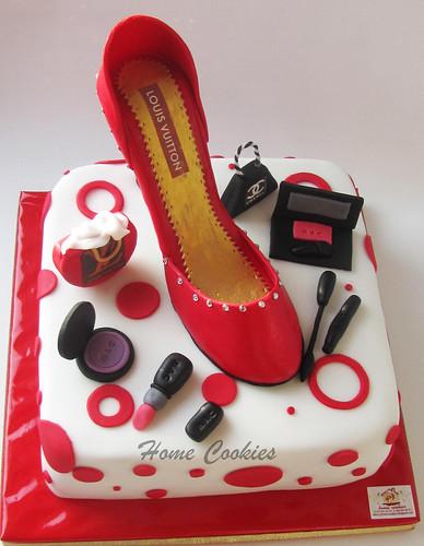 louis vuitton ayakkabı pasta
