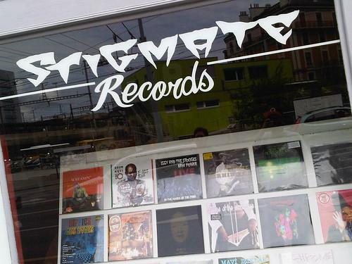Dope record shop in Geneva | The Soul Clap Mothership