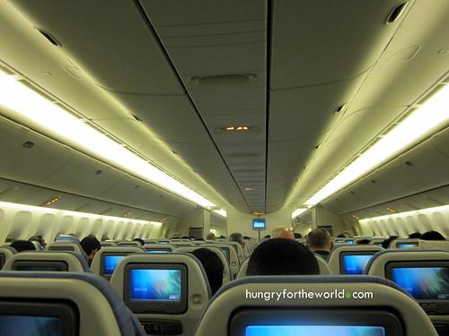 boeing 777 300ER interior