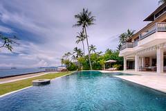 Swimming Pool (Fantastic Bali) Tags: bali beach villa accommodation angsoka candidasa eastbali