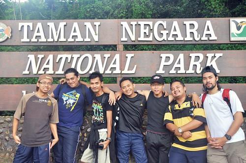 boys in taman negara