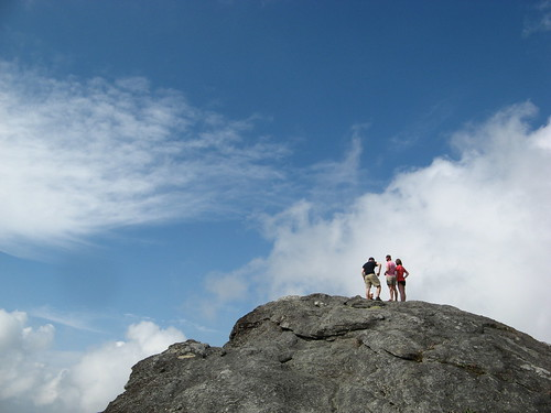 MacRae Peak, Grandfather Mountain, NC, August 2010