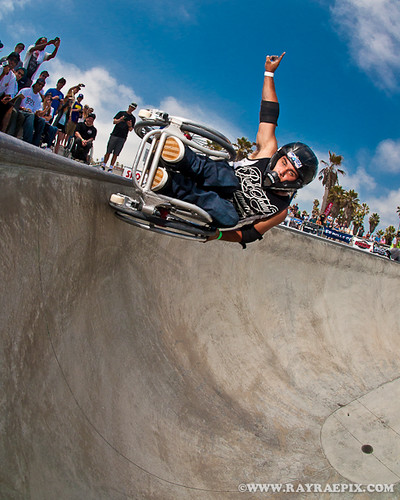 Life Rolls On Venice Skatepark