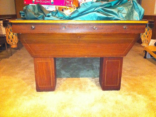 Anyone Know What Brunswick This Is AzBilliardscom - Pool table wanted
