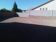 Back Yard (by Jamiel Rashdan with Lennar Homes) Tags: coronado homesite 153