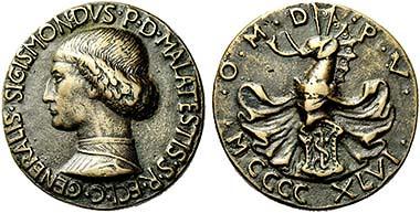 Sigismondo Malatesta medal