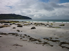 Singing Sands Beach, Eigg