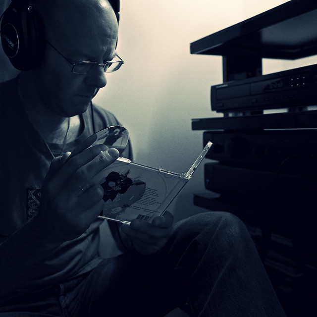 Music Was My First Love... - 31 Day Photography Challenge: Day 02 - Something You're Passionate About