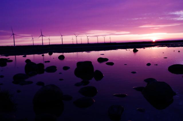 賀~~偉大的領袖,偉大的生日,偉大的海景,偉大的夕陽~